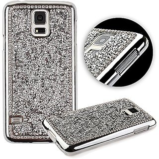 S5 Case, Galaxy S5 Case,Bling Case For Galaxy S5,UZZO Samsung Galaxy S5 Case Glitter Bling Crystal Rhinestone Case For G