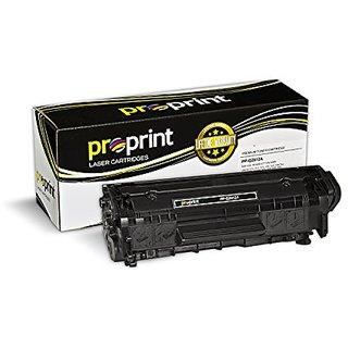 Buy Proprint Compatible Hp 12a Q2612a Canon 104 0263b001 Black