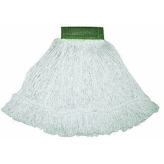 Wilen A05003, Bulldog Cotton/Synthetic Blend Looped End Wet Mop, Large, 5
