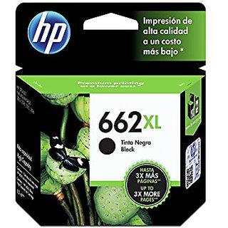 Hp Ink 662xl Black Cartridge
