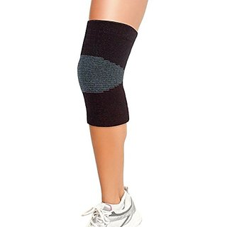 Beautyko Fitness Tech Energy Compression Support Knee Sleeve, 65 Count