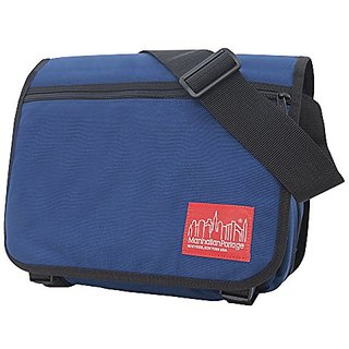 Manhattan Portage Europa SM W Back Zipper and Compartments, Navy, One Size