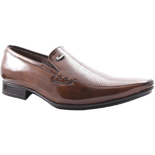 Belly Ballot Tan Formal Shoes