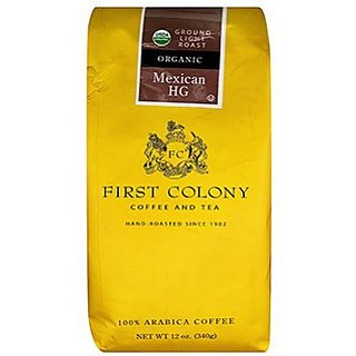 First Colony, Coffee Grnd Mexican Hg Org, 12 OZ