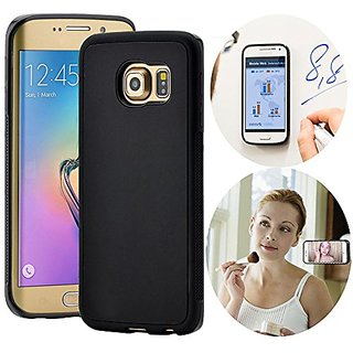 CloudValley Anti-Gravity Phone Case for Samsung Galaxy S6 Magical Nano Can Stick to Glass, Whiteboards, Tile and Smooth