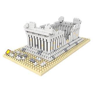POCO DIVO Parthenon Ancient Greek Temple Micro Block Building Set (600 pcs)