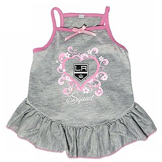 Hunter 4238-20-2500 HNL La Kings Too Cute Pet Dress, Large