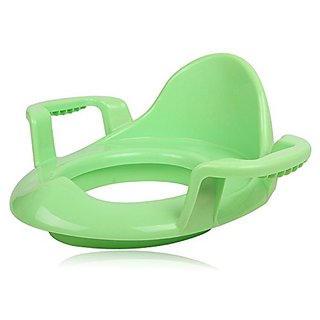 Dofull Home Portable Toddler Child Kid Toilet Secure Comfort Potty Seat Potty Train (green)