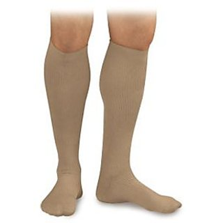 BSN Medical H3511 Activa Sock, Firm, Small, 20-30 mmHG, White