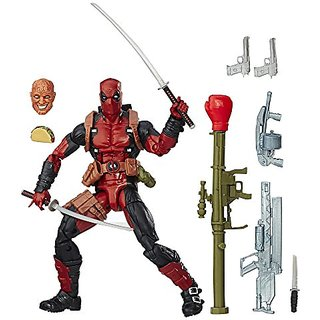 Marvel 6 Inch Legends Series Deadpool