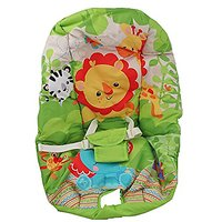 Fisher-Price Fisher Price Replacement Seat Pad For Rainforest Friends Bouncer
