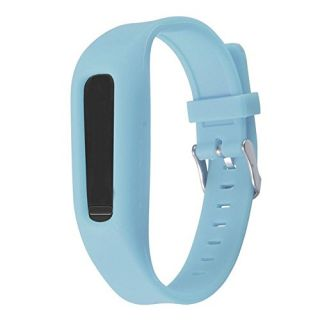Cute Watchband Style Silicone Replacement Accessory Wrist Band/ Wristband Bracelet Strap with Secure Buckle for Fitbit O