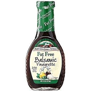 Maple Grove Farms Fat Free Balsamic Vinaigrette, 8 oz