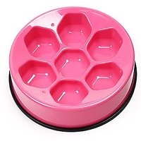 Large Feeder Slow Feed Interactive Bloat Stop Dog Bowl
