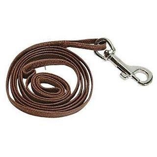 Resco Professional Cordo-Hyde Snap Lead, 3/16-Inch Wide x 42-Inch Long, Black