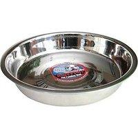 Loving Pets Puppy Pan Dog Bowl, 10-Inch