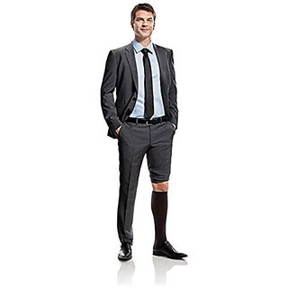 BSN Medical 7766304 JOBST Sock, Knee High, 30-40 mmHG, Size 5, Regular, Black