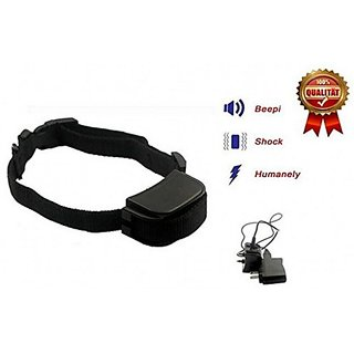 Lesypet ® Effective Bark Collar Training System Guaranteed to Safely Stop Dog Barking,Advanced No bark collar/Bark C
