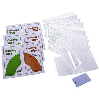 Sensei Cut-to-Fit Soft LCD Screen Protector (6 Pack)
