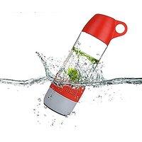 YIKD Outdoor Sport Water Bottle Bluetooth Speaker 2 In 1 400ml Bottle Portable 10m Wireless Bluetooth 3.0 Speaker Suppor