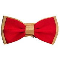 My Buddy M4 - Handmade Dog/cat Bow Tie For Medium & Large Pets (Free Attached Soft Fabric Collar) Double Layer Butterfly