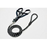 Pet Pals Best Braided Bungee Dog Reflective Leash With Swivel Hook; Pet Leash; Medium-large Dogs, 6 Ft. Long,