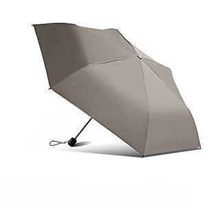 Migobi Ultralight 41 inch Folding UPF50+ Colorful Compact Sun Protective Umbrella, Khaki