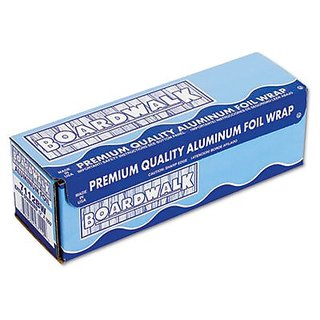 Boardwalk 7112 Premium Quality Aluminum Foil Roll, 12