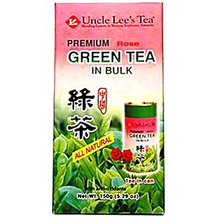 Uncle Lees Premium Green Tea In Bulk, 5.29 Ounce