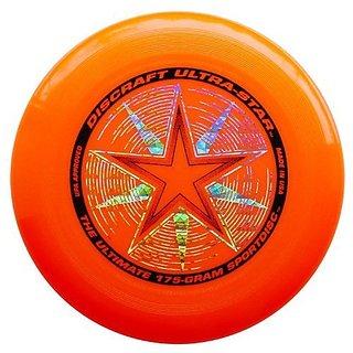 Discraft 175 gram Super Color Ultra-Star Disc. ORANGE
