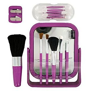 Kole Brush and Cosmetic Applicator Set, 1 Ounce