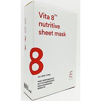 ENATURE Vita All Skin Type Nutritive Facial Sheet Mask Pack Of 10