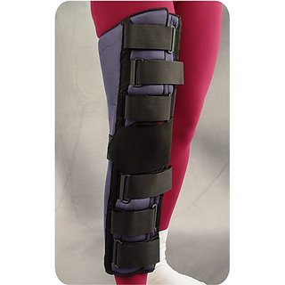 Bird & Cronin 08142433 Comfor Knee Immobilizer with Patella Strap, 16