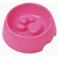 Luniquz Pet Bowl Dog Water And Feed Bowl,Bear Paw