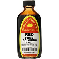 Marshalls Creek Spices Food Coloring, Red, 4 Ounce