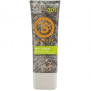 REALTREE 2.5oz DRY TOUCH LOTION - SPF30