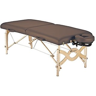 Earthlite Avalon XD Professional Massage Table Package, Latte