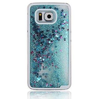IKASEFU Case for Samsung Galaxy S6 Edge,Hard Case for Samsung Galaxy S6 Edge,Transparent Clear Case for Samsung Galaxy S