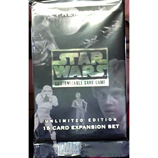 Starwars Customizable Card Game, Premiere, 15 Cards