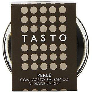 Tasto Balsamic Vinegar Pearls, 1.75 Ounce