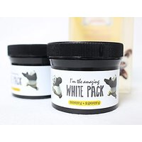 Im The Real Kung Fu Panda Whtite Clay Pack 110g X 2sets (Brightening, Whitening, And Pore Tightening)