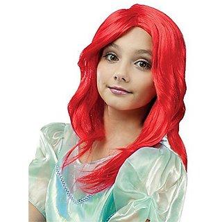 Ariel Princess Child Little Mermaid Wig