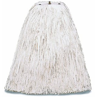 Wilen A503316, E Cotton No Marr Pinnacle Mop, 16-Ounce, White (Case of 12)