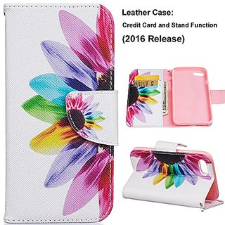Candywe iPhone 7 Wallet Case,Case of iPhone 7,PU Wallet Leather Case Stand Holder Wallet Cover #2