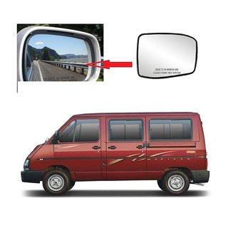 Carsaaz Left Side Sub-Mirror Plate for Tata Winger