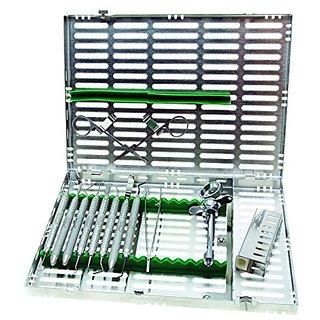 Hu-Friedy IM1000 Hinged Instrument Clip, Signature Series