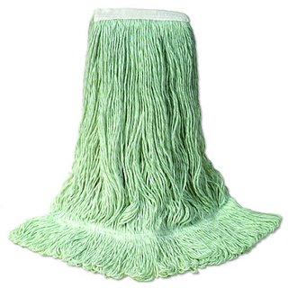 ODell 1700L EchoShine PET Rayon Recycled Finish Mop, Large (Case of 12)
