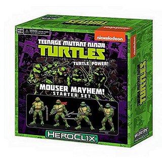Teenage Mutant Ninja Turtles HeroClix: Mouser Mayhem Starter Set