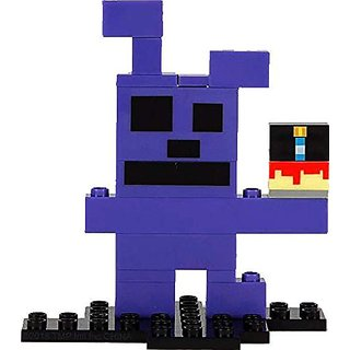 McFarlane Toys Five Nights At Freddys - Bonnie 8-Bit Buidable Figure