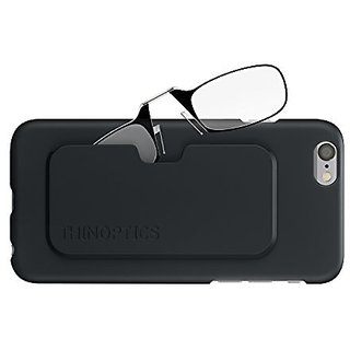 ThinOPTICS Stick Anywhere, Go Everywhere Reading Glasses plus iPhone 6/6S Case